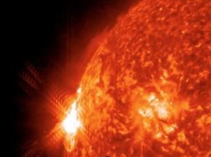 TORMENTA SOLAR 4 Foto NASA