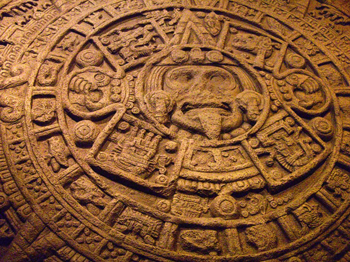 Resultado de imagen para décimo del calendario mexica