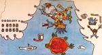 AZTECAS CUARTO SOL NAHUI ATL [DILUVIO, OSCURIDAD Y FUEGO CAYÓ DEL CIELO] HUMBOLDT