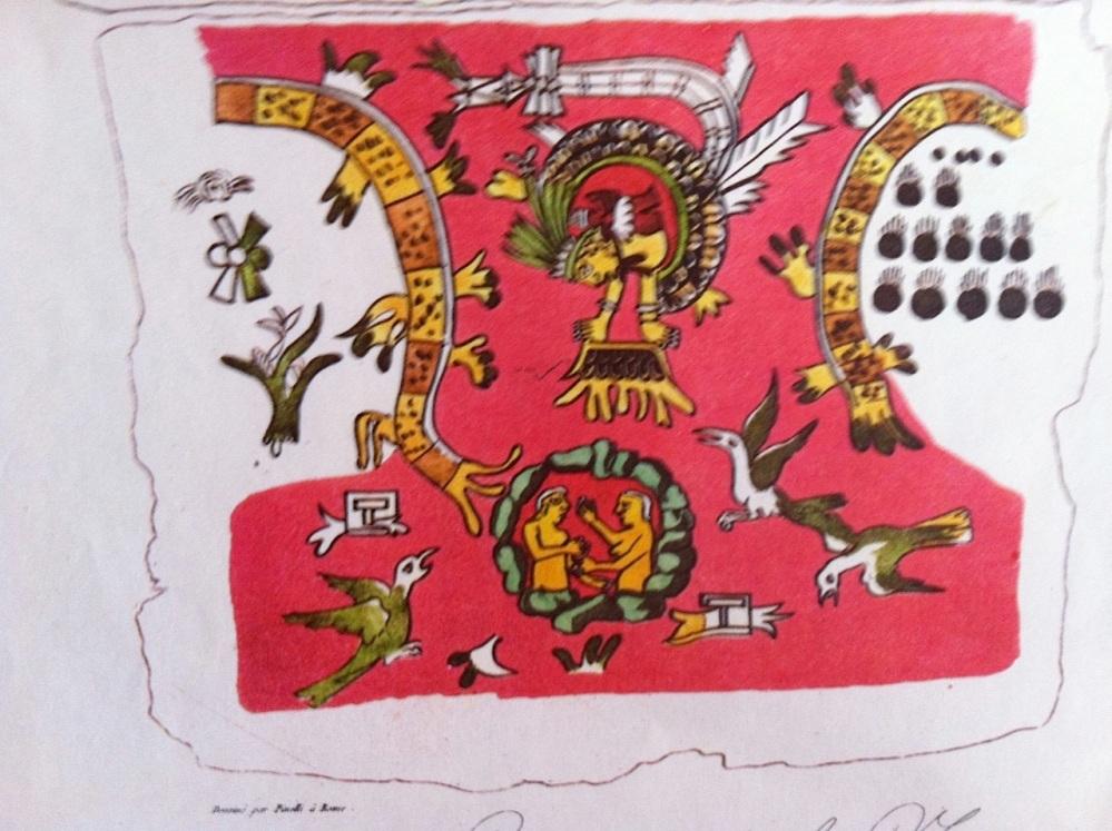 LA LEYENDA AZTECA DE LOS CUATRO SOLES (3/4)