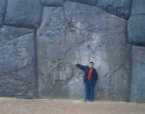 Sacsayhuaman ALFREDO MUJICA
