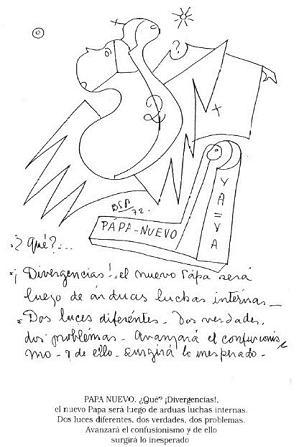 PAPA FRANCISCO Y LAS PROFECÍAS DE BENJAMÍN SOLARI PARRAVICINI (3/5)