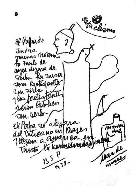 PAPA FRANCISCO Y LAS PROFECÍAS DE BENJAMÍN SOLARI PARRAVICINI (2/5)