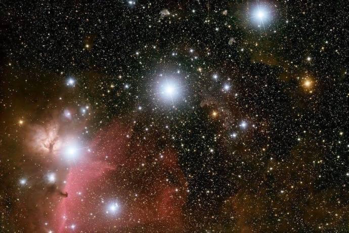 Cinturon de Orion foto antiguos astronautas