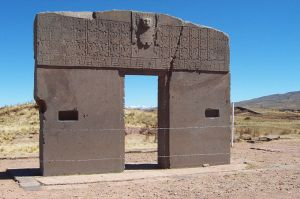 Puerta del Sol tiwanaco Wiki Mhwater