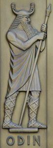 Odin y su arma Gungnir-Lawrie-Highsmith Wiki