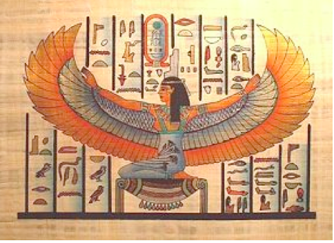 Diosa egipcia Isis