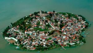 Isla de Janitzio Michoacan Mexico