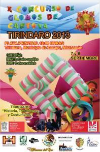 Evento en Michoacan 2013