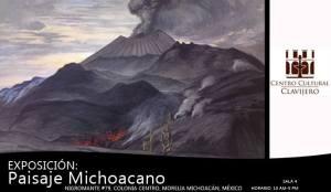 Paisaje de Michoacan Mexico