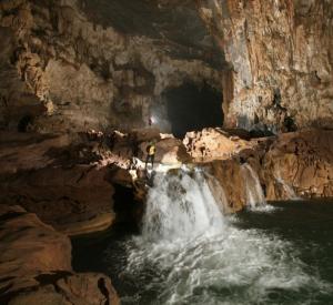 cuevas de Hang Son Doong, en Vietnam Foto por HO:Facebook:Oxalis Adventure Tours 5