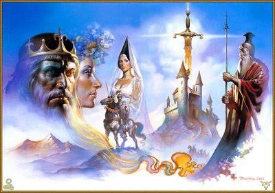 Rey Arturo y Excalibur facebook com