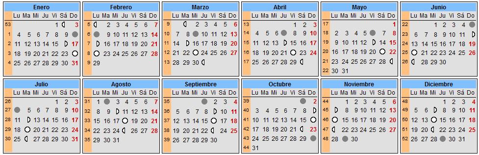 Calendario 1978 Mexico.Dias Festivos Mexico Historia Ciencia Aztecas Mito