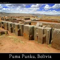PUMA PUNKU Y TIAHUANACO + VIDEO