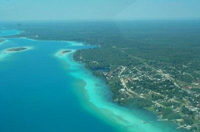 Laguna Bacalar Quintana Roo, Mexico