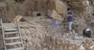 Fogon 300 000 anios Israel