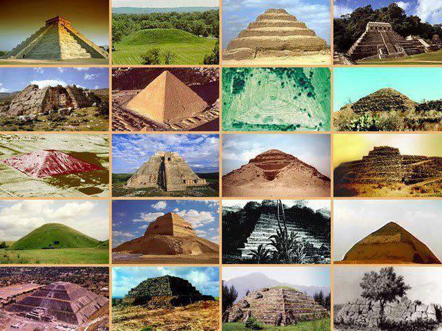 Pirámides del mundo Rastreando la verdad