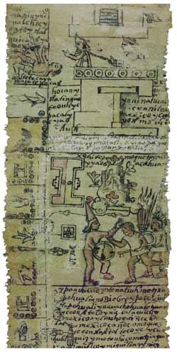 Muerte de Moctezuma Codigo Moctezuma