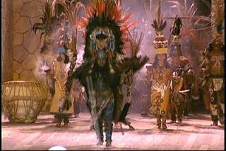 Toxcatl fiesta religiosa azteca donde Alvarado llevo a cabo la matanza del Templo Mayor