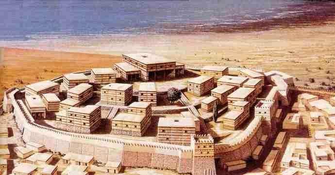 Troya de Priamo