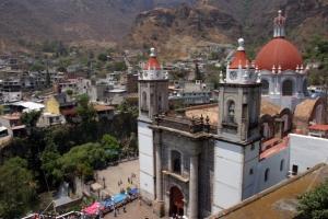 Iglesia de Chalma