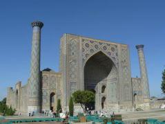Madrese-de-Ulghbek-Registan-de-Samarcanda