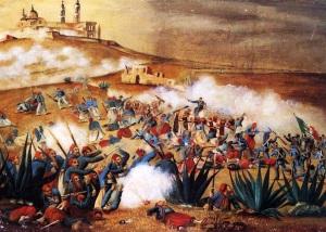 Batalla de Puebla, Patricio Ramos