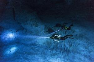 Cueva Tulum Mexico hallazgo Naia Natgeo Paul Nicklen