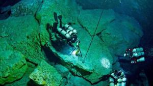 Hallazgo Naia cueva Tulum Mexico EFE