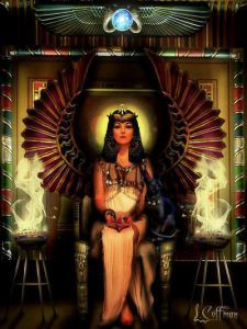 Isis diosa madre representaba a Sirio