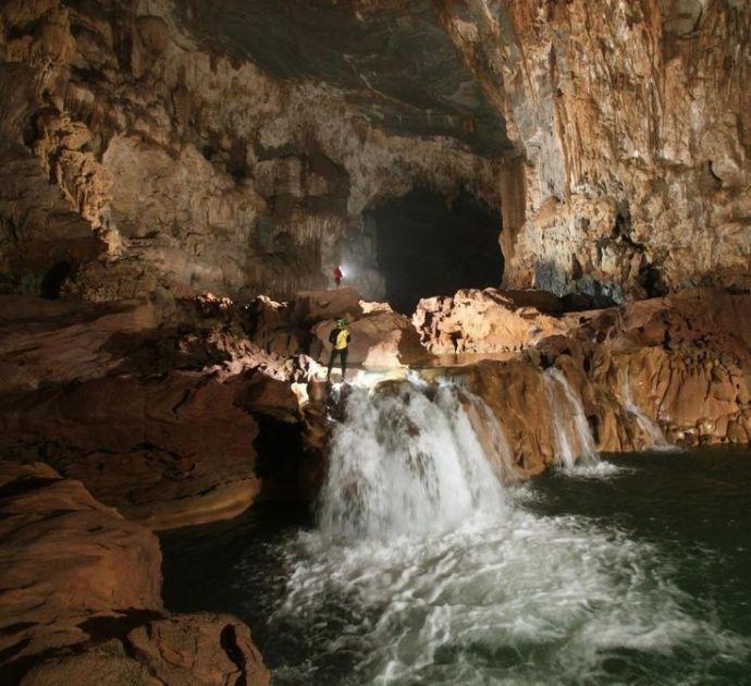 rio subterraneo Han son Doong