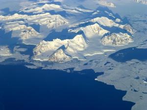 Isla Pine Antartida NASA