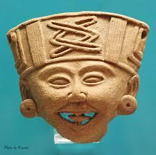 Carita sonriente Museo de Antropología de Xalapa. México