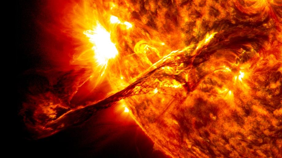 Tormenta solar extrema