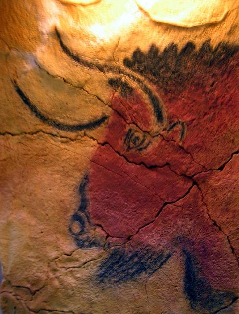 Altamira Cave Painting Spain 12000 BCE
