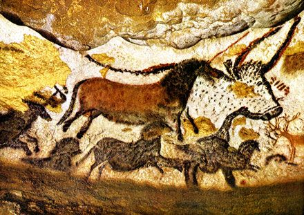 Cave of Lascaux France