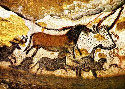 Cave of Lascaux France