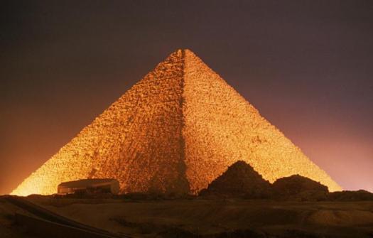 Gran Piramide de Giza