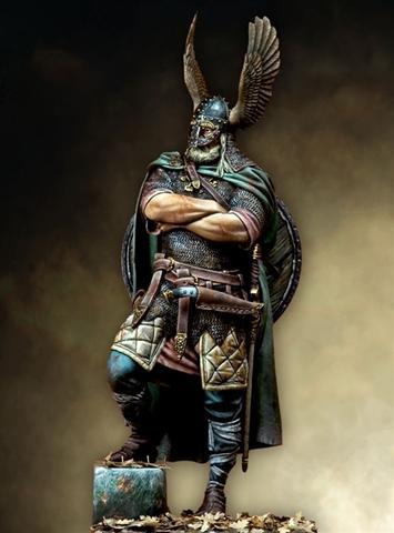 Dios Odin o Votan