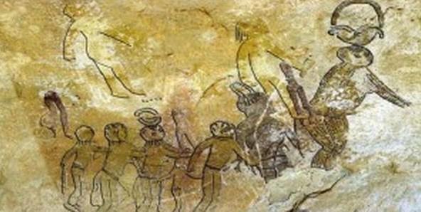 Tassili-seres-con-escafandras
