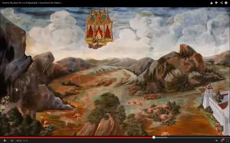Vimana carros de los dioses hindues