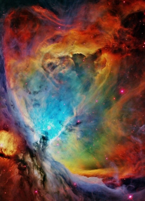 Nebulosa de Orion NASA