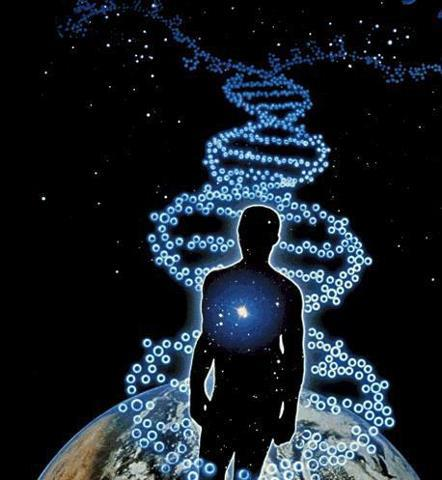 ADN HUMANO Y CELESTE Groupes Joëlle Adam