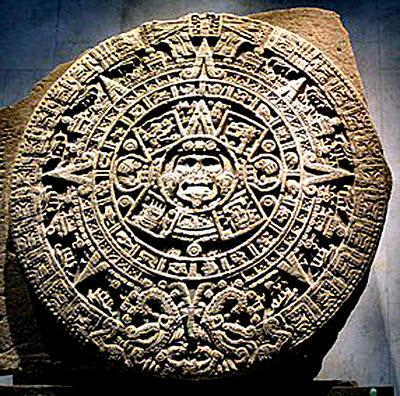 Calendario Azteca Historia Ciencia Aztecas Mito Calendario