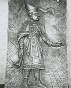 Coleccion padre Crespi Encontrado en Cueva Tayos parece combatiente Huno o Parto