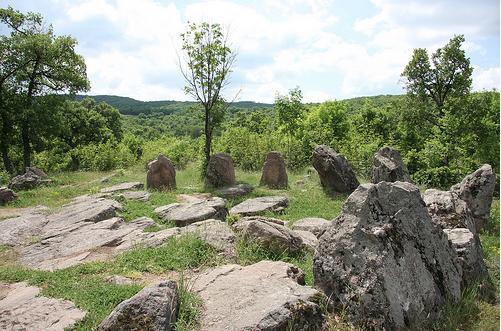 Cromlech de Dolni Glavanak