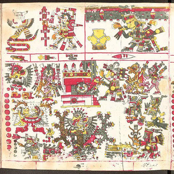 RELIGIÓN Y FILOSOFÍA DE LOS AZTECAS O MEXICAS (1/5)