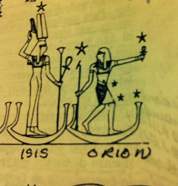 ISIS Y OSIRIS MURRY HOPE LA CONEXION DE SIRIO