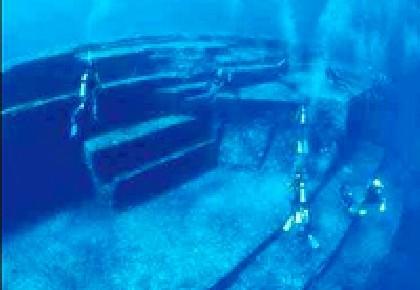 Misteriosa Ciudad Submarina de Yonaguni