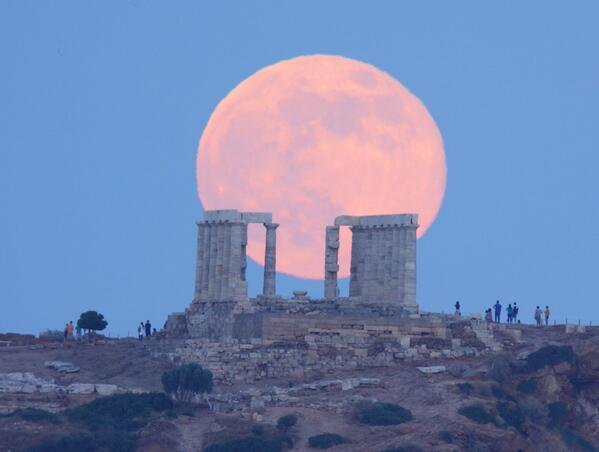 Poseidón y la luna Enrique Bunbury